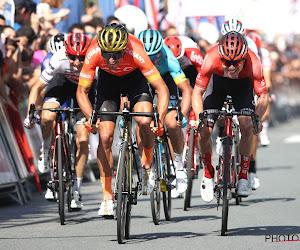 """""""C'est toujours mieux de gagner, mais un podium World Tour, c'est déjà bien"""""""