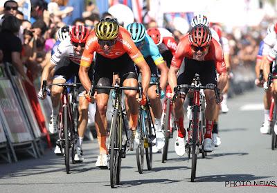 Een jonge Greg Van Avermaet wint in de Ronde van Wallonië op 29 juli 2007