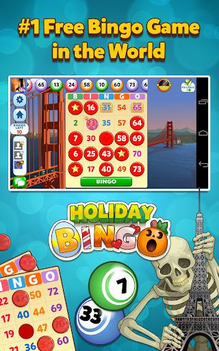 Holiday Bingo - FREE Game