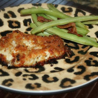 Saline Creek Parmesan Crusted Chicken