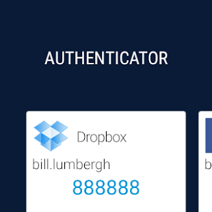 SAASPASS | Authenticator 2FA- screenshot thumbnail