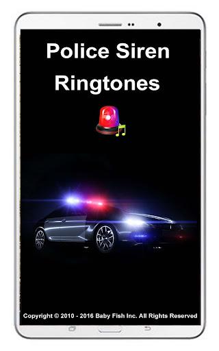 경찰은 벨소리를 사이렌|玩娛樂App免費|玩APPs
