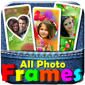 All Photo Frames - Photo Collage, Photo Editor
