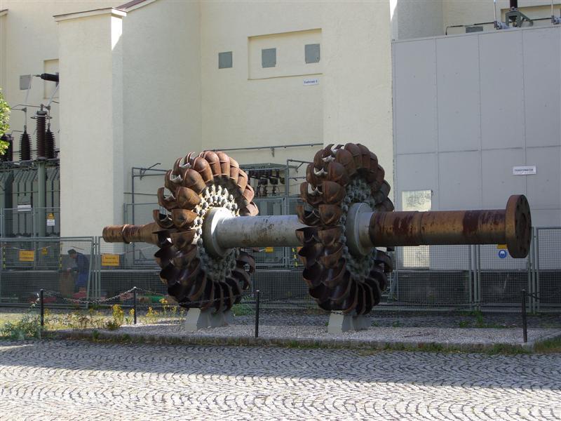 Radreiseberichte von ren for Ingenieur kraftwerkstechnik