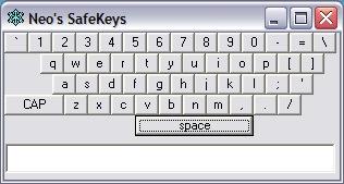 keylogger bypass