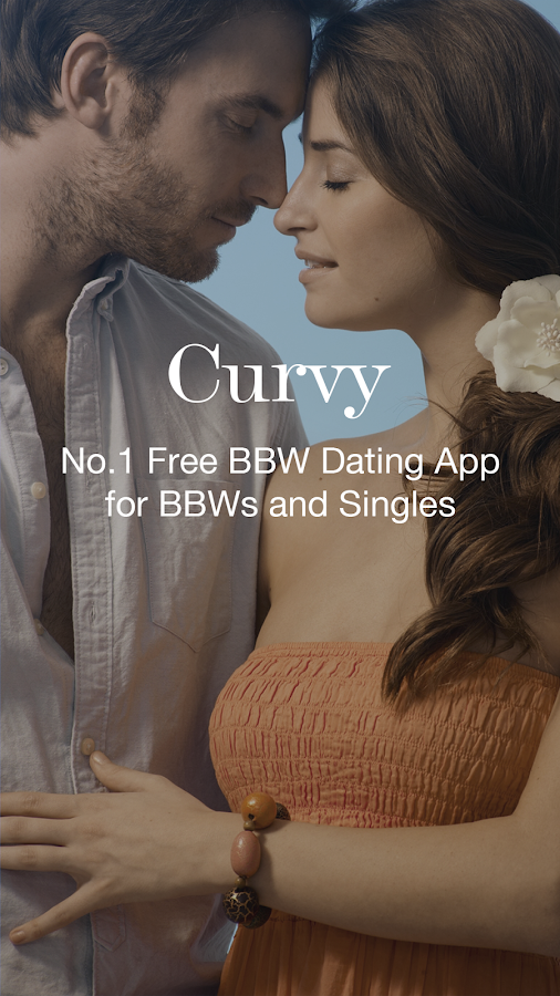 Curvy: BBW Dating Singles Chat- screenshot