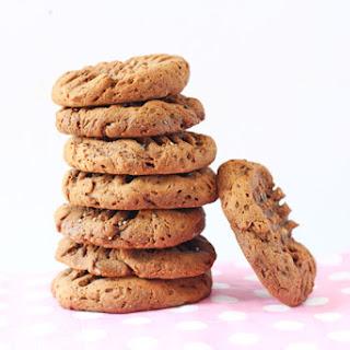4 Ingredient Chocolate Chia Cookies.