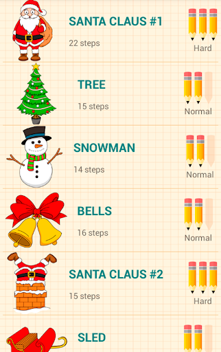 How to Draw Christmas 5.0 Screenshots 13