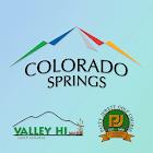 City of Colorado Springs Golf icon