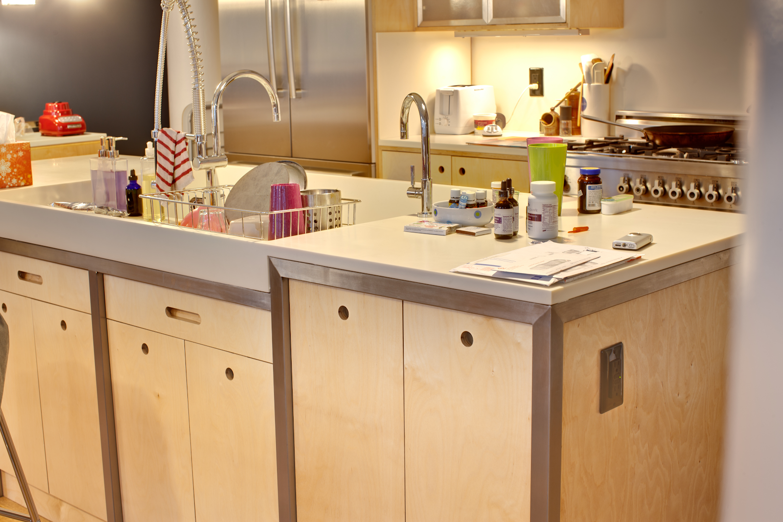 What Renovations Have Been Made to the Kitchen?
