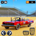 Demolition Derby Car Crash: Stunt Car Derby Games icon