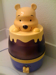 Winnie The Pooh Dr. Fresh Disney Ultrasonic Humidifier