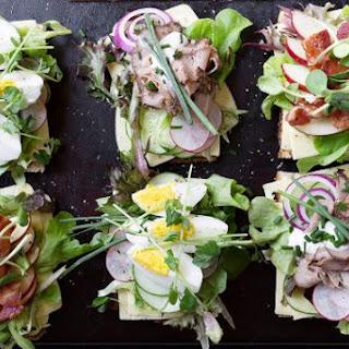 Build a Beautiful Sandwich with Jarlsberg