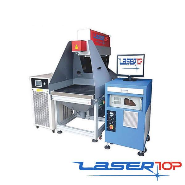Máy Cắt Khắc Laser Vải Da