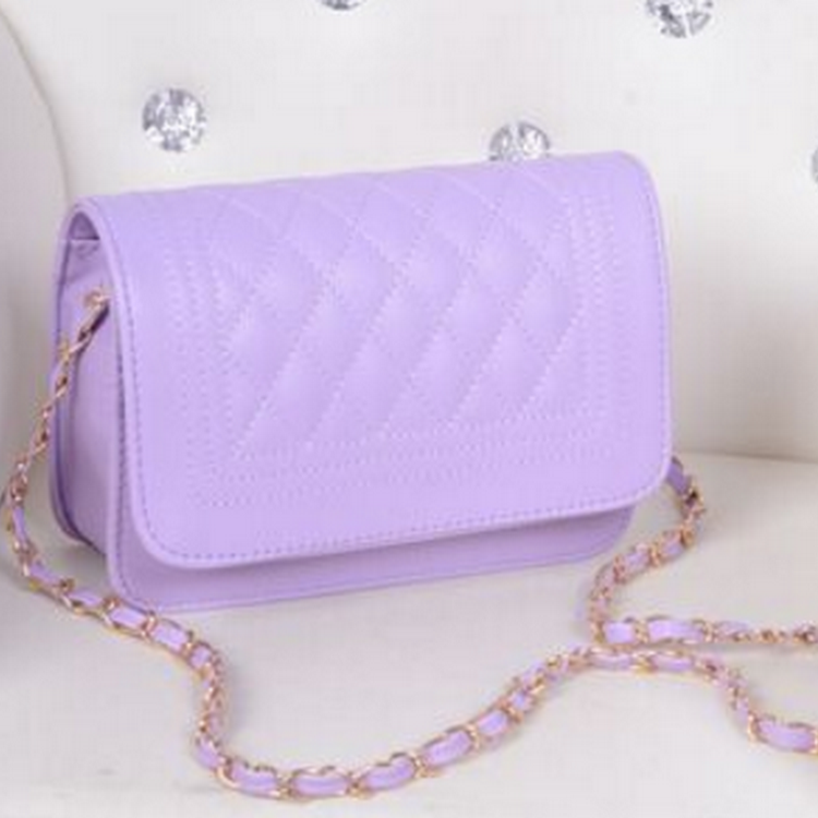 Candy Wonder Handbag/Casual Outfit/Shoulder Bag/Sling Bag-TL0026-VIOLET