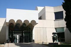 Visiter Fondation Joan Miró