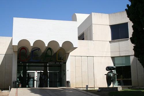 Photo Fondation Joan Miró