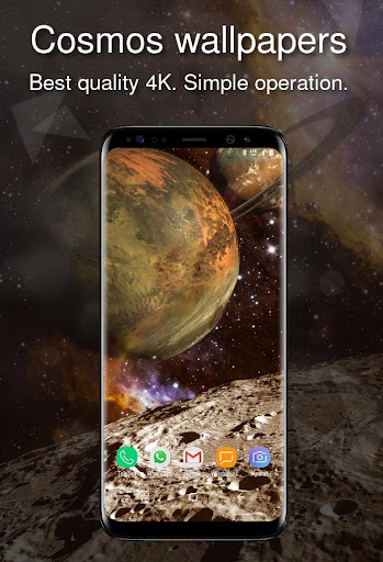 Cosmos wallpapers 4k 1.0.13 screenshots 1