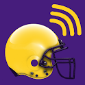 LSU Football Radio Live icon
