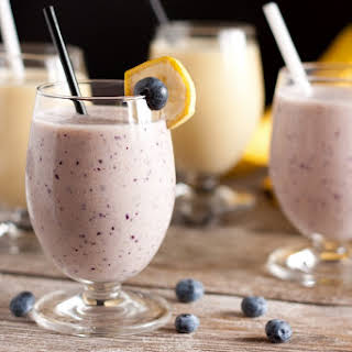 Healthy Protein Smoothies.