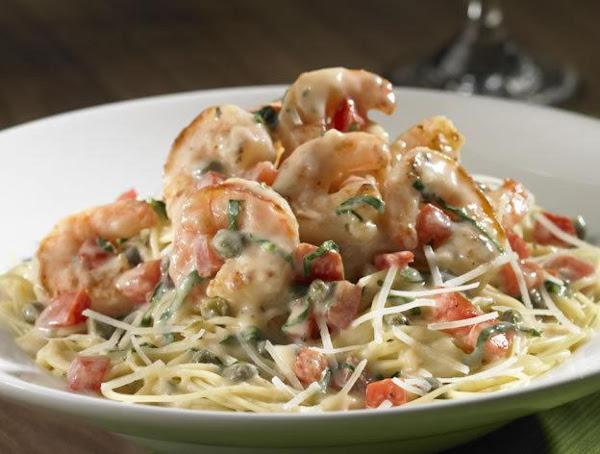 David's Easy, Fast Shrimp Pasta Recipe
