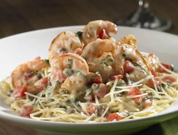 Garnish Anyway You Like. Even Add Bits Of Bacon! So Much Variety With This One As There Are So Many Choices For Box Pasta Dishes. Just Add Shrimp!  Bon Appetite!