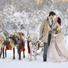 Wedding photographer Vladimir Storozhenko (Starazhenka). Photo of 11.02.2018