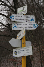 Photo: Prešiel som cez Limbach a ponáram sa do lesov Malých Karpát
