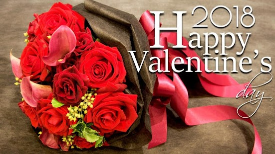 Happy Valentines Day 2018 Love - náhled