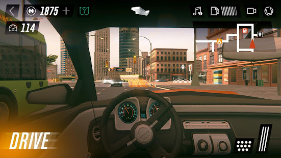 Auto Fahren Simulator