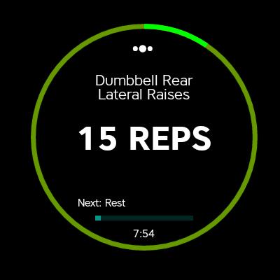 Workout Trainer screenshot 24