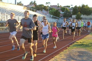 Summer Track Series