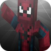 Mod Spider Man for MCPE