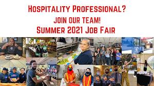 Matty's Summer 2021 Job Fair!