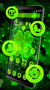 Beautiful Lucky Clover Launcher Theme for PC-Windows 7,8,10 and Mac apk screenshot 3