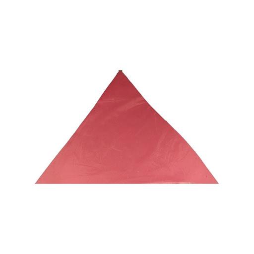 banderines rosado unicolor para decorar