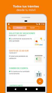 TramitApp Empleado - náhled