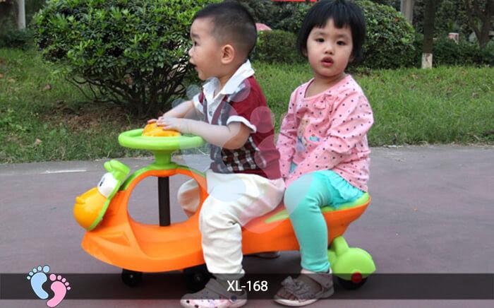 Xe lắc cho bé Broller XL-168 1