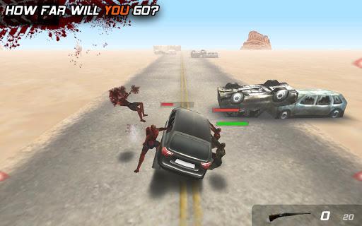Zombie Highway screenshot 1