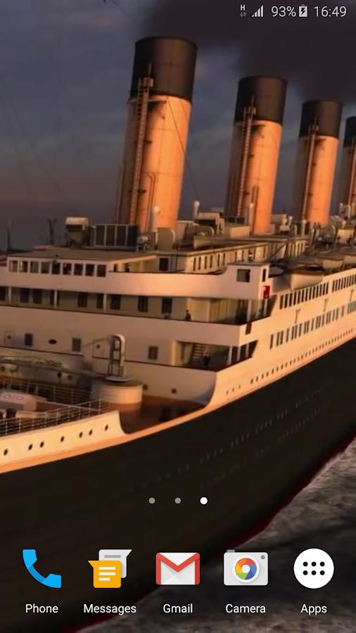 Titanic Wallpaper For Mobile