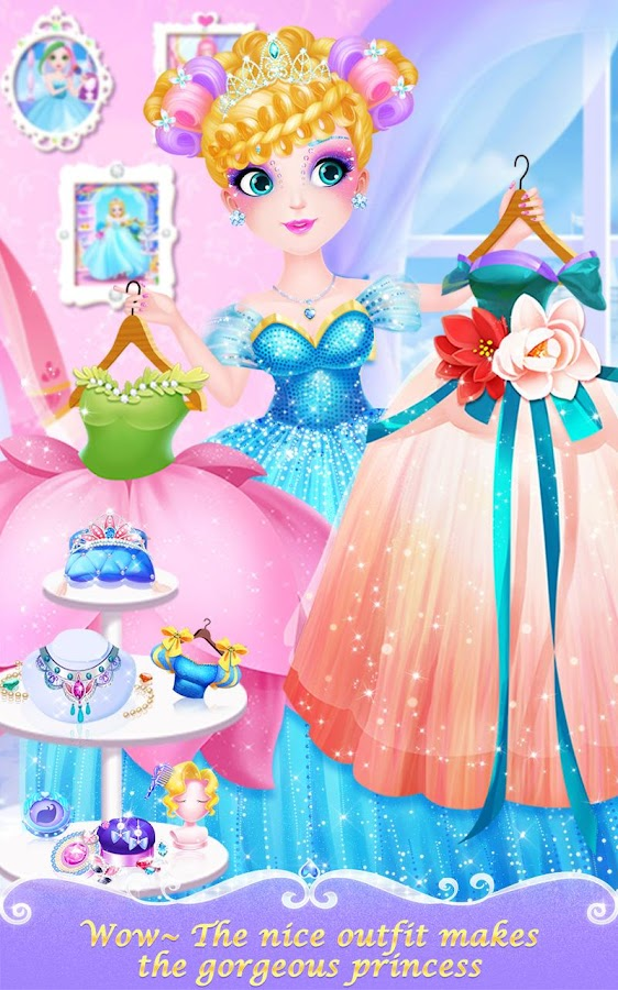 Sweet Princess Hair Salon- screenshot