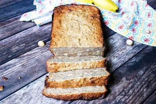 """Easy Healthy Banana Bread """"This easy recipe shows you how good healthy..."""