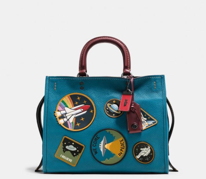 Coach NASA Rouge bag