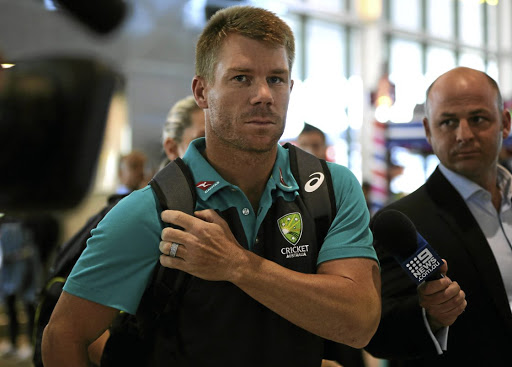 David Warner. Picture: REUTERS