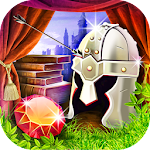 Old Castle Hidden Object Game Icon