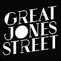 Great Jones Street icon