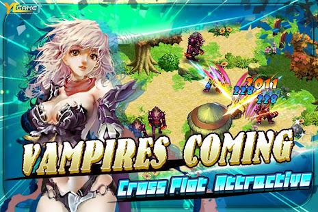 Gods Wars Ex : Vampire 3
