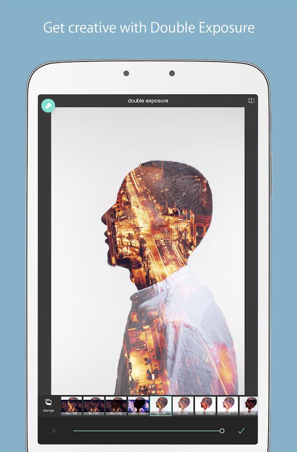 Pixlr – Free Photo Editor – zrzut ekranu