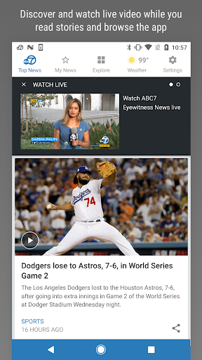 ABC7 Los Angeles - Apps on Google Play