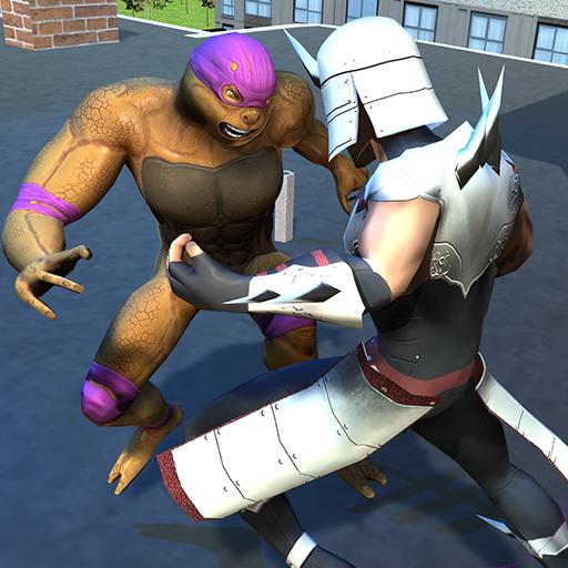 Super Turtles Fight